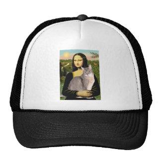 Mona Lisa - Abyssinian (blue 21) Mesh Hat