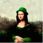 Mona Lisa afortunada Escultura Fotografica