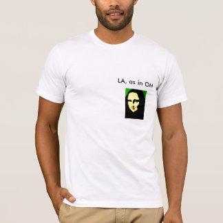 MOnA Lisa Anagram T-Shirt