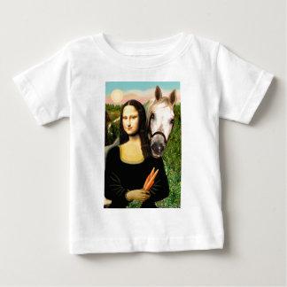 Mona Lisa and her Arabian Horse Shirts