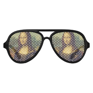 Mona Lisa Aviator Sunglasses