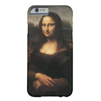 Mona Lisa Barely There iPhone 6 Case