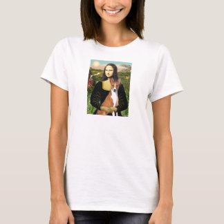 Mona Lisa - Basenji 1 T-Shirt