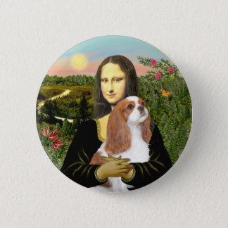 Mona Lisa - Blenheim Cavalier (F) Button