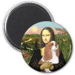 Mona Lisa - Blenheim Cavalier (F) Magnets