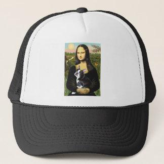 Mona Lisa - Boston T #4 Trucker Hat