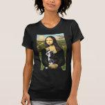 Mona Lisa - Boston T #4 Tshirt