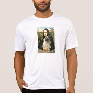 Mona Lisa - Bull Mastiff #1 Tshirts