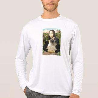 Mona Lisa - Bull Mastiff #1 T Shirts