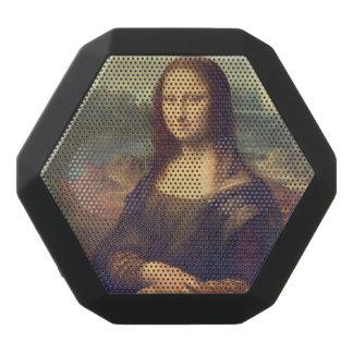 Mona Lisa by Leonardo da Vinci Black Bluetooth Speaker
