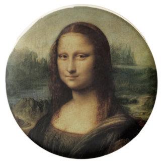 Mona Lisa by Leonardo da Vinci Chocolate Dipped Oreo