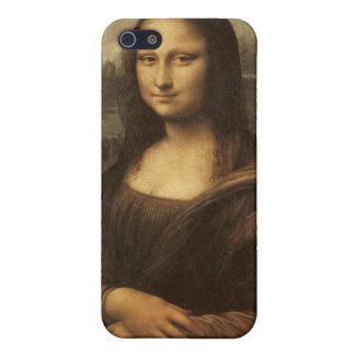 Mona Lisa by Leonardo da Vinci circa 1505-1513 Case For iPhone SE/5/5s