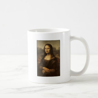 Mona Lisa by Leonardo da Vinci circa 1505-1513 Coffee Mug