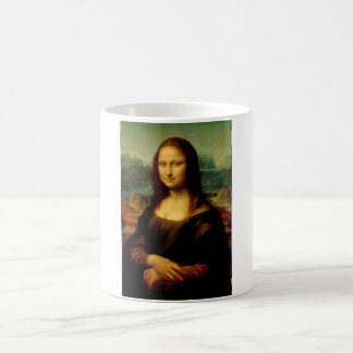 Mona Lisa - by Leonardo da Vinci Coffee Mug