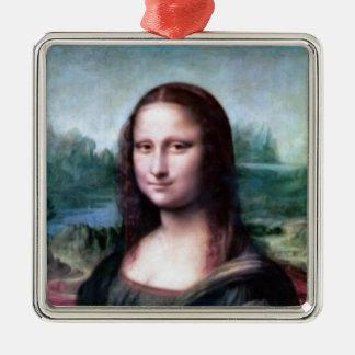 Mona Lisa by Leonardo da Vinci Ornaments