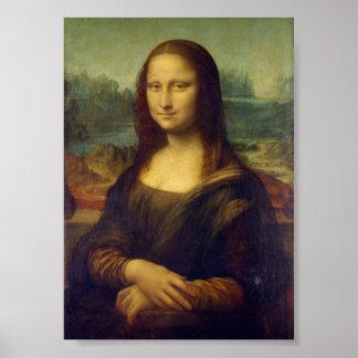 Mona Lisa by Leonardo da Vinci Poster