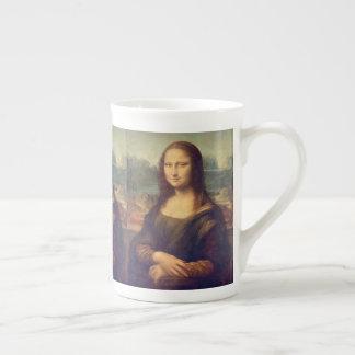 Mona Lisa by Leonardo da Vinci Tea Cup