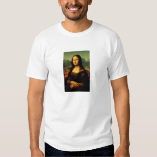 Mona Lisa - by Leonardo da Vinci Tee Shirt