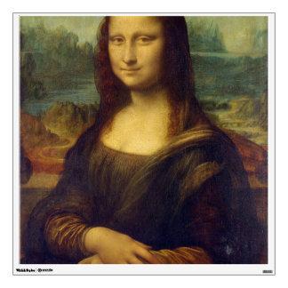 Mona Lisa by Leonardo da Vinci Wall Decal