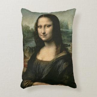 Mona Lisa, c.1503-6 2 Accent Pillow