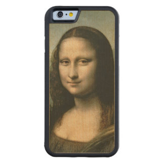 Mona Lisa, c.1503-6 Carved® Maple iPhone 6 Bumper Case