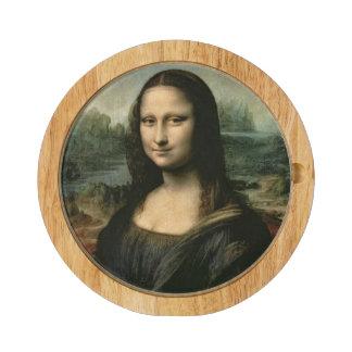 Mona Lisa, c.1503-6 Cheese Platter
