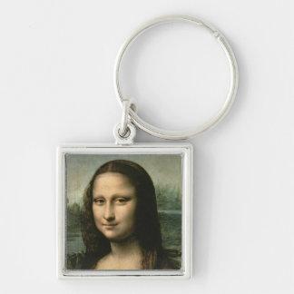 Mona Lisa, c.1503-6 Key Chain