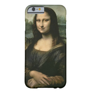 Mona Lisa, c.1503-6 (oil on panel) Barely There iPhone 6 Case