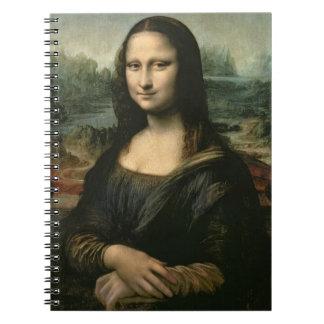 Mona Lisa, c.1503-6 (oil on panel) Notebook