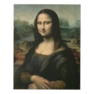 Mona Lisa, c.1503-6 Panel Wall Art