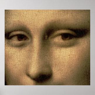 Mona Lisa c 1503-6 Print