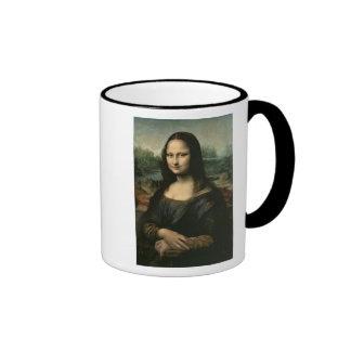 Mona Lisa, c.1503-6 Ringer Mug