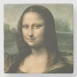 Mona Lisa, c.1503-6 Stone Coaster