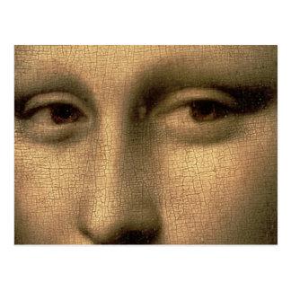 Mona Lisa, c.1503-6 Tarjetas Postales