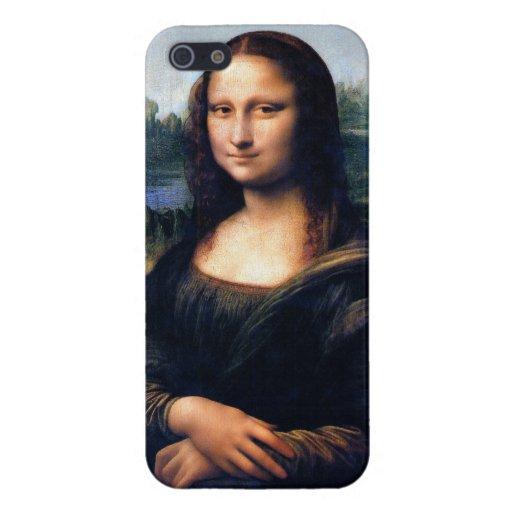 ¡Mona Lisa - cada uno debe tener uno! iPhone 5 Coberturas