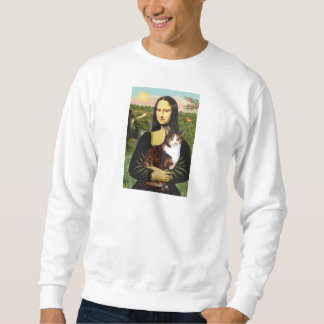 Mona Lisa - Calico cat Sweatshirt