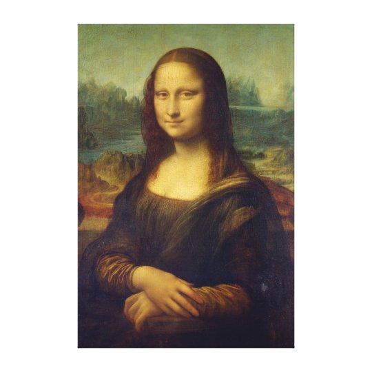 Mona Lisa Canvas