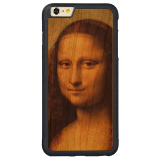 Mona Lisa Carved® Cherry iPhone 6 Plus Bumper Case