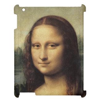 Mona Lisa close up by Leonardo da Vinci iPad Cases