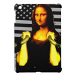 Mona Lisa con KettleBells iPad Mini Fundas