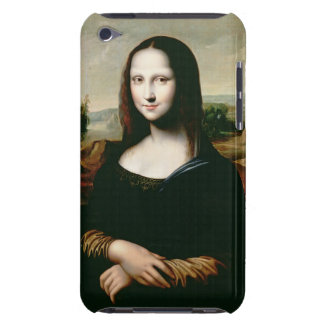 Mona Lisa, copy of the painting by Leonardo da Vin Barely There iPod Covers