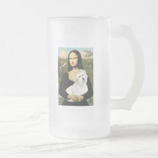 Mona Lisa - Coton de Tulear 7 Mugs