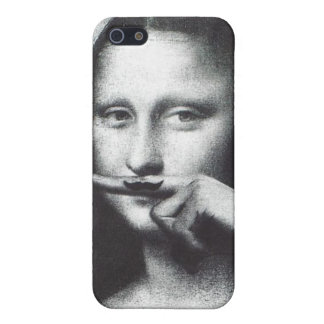 Mona Lisa Cover For iPhone SE/5/5s