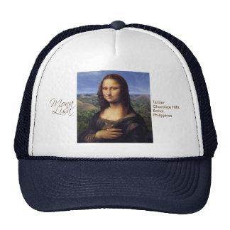 Mona Lisa de Bohol Gorro De Camionero