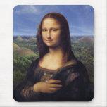 Mona Lisa de Bohol Mouse Pad