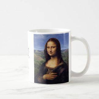Mona Lisa de Bohol Coffee Mug