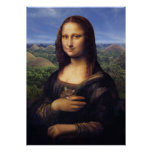Mona Lisa de Bohol Posters