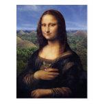 Mona Lisa de Bohol Tarjeta Postal