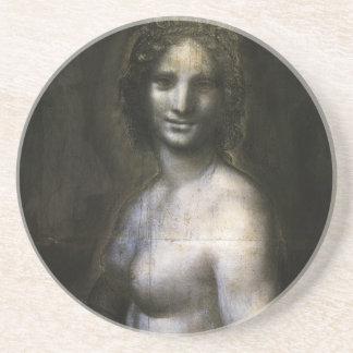 Mona Lisa de da Vinci Posavasos Personalizados