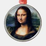 Mona Lisa de Leonardo da Vinci, 1503-1506 Adorno De Navidad